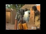 ритуал над женихом в Африке